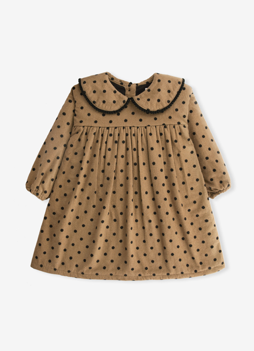 Dot  Drop Dress
