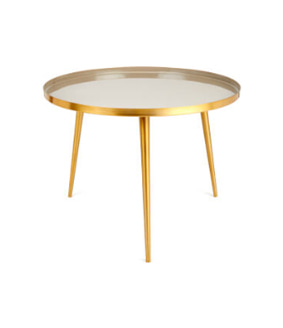 Jelva Large Brass Table