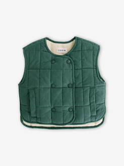 Casual Padding Vest