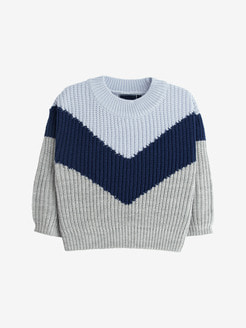 Three Color Knit